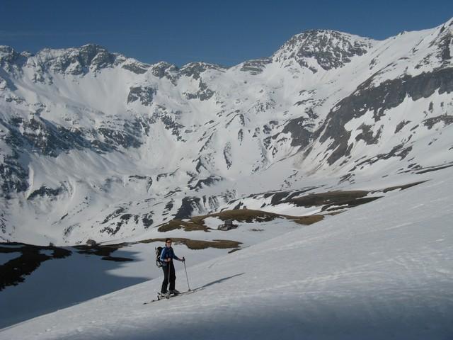 Nad Jamnigovo planino