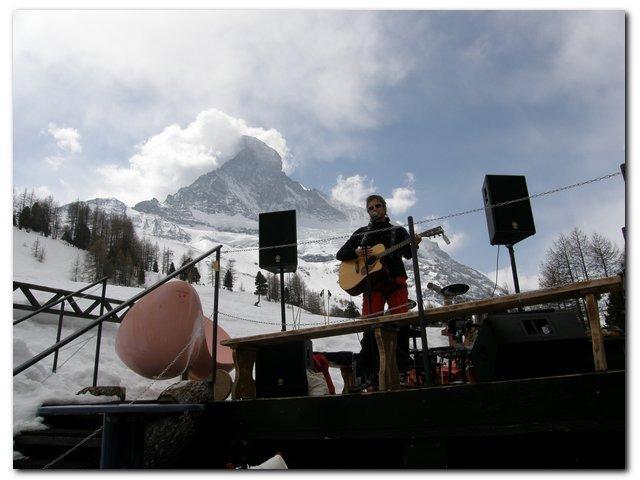 pod Matterhornom