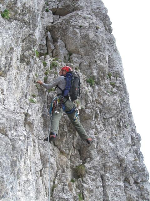 Prvi metri nad tlemi v ZZ - ju
