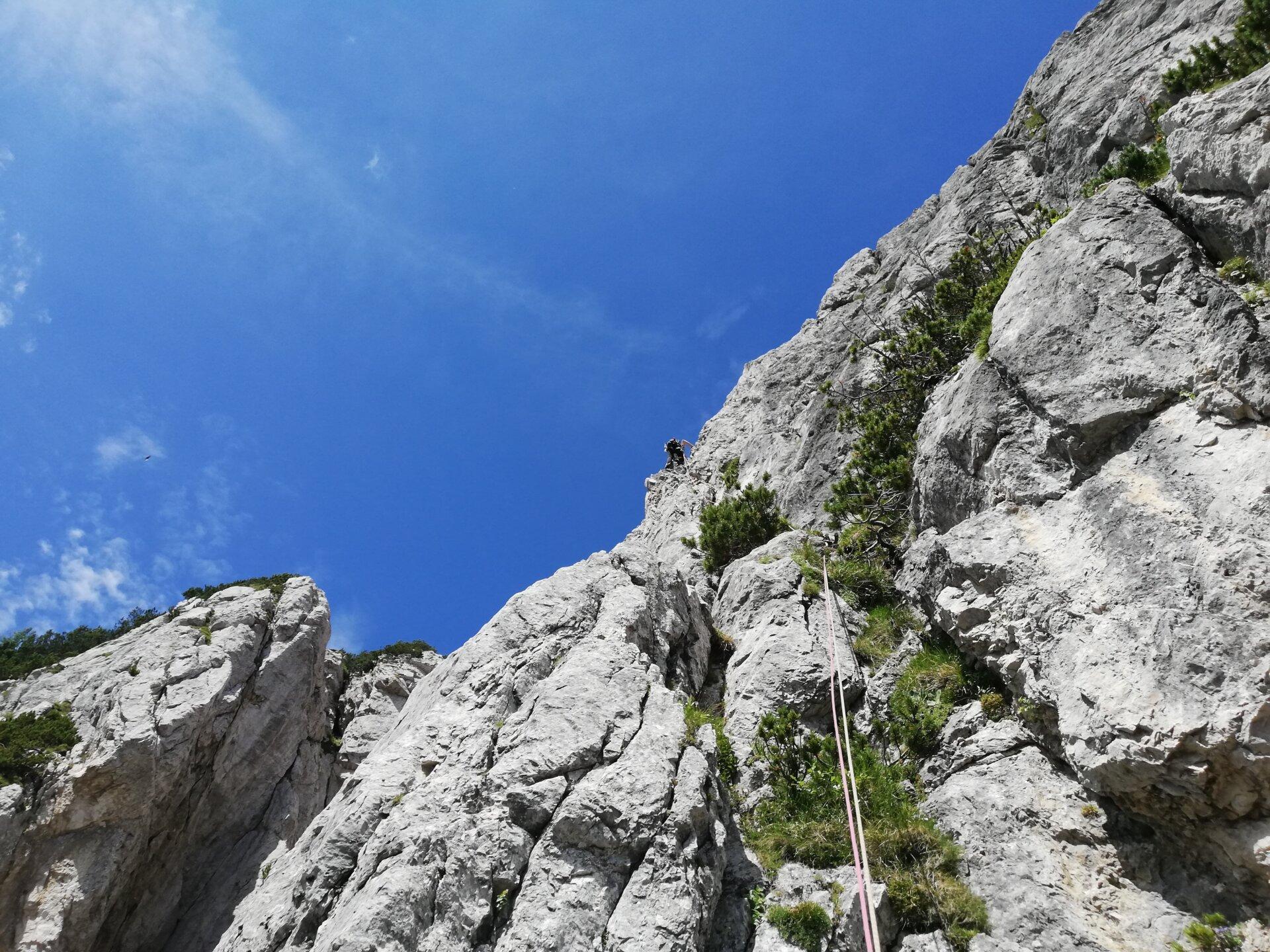 Bo letos pri nas kak alpinistični krst?