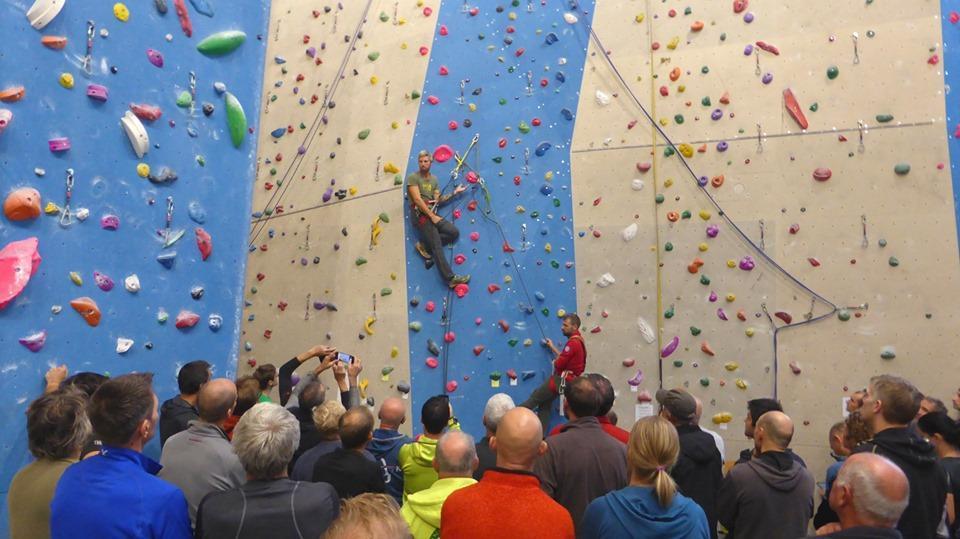 Odličen seminar za alpinistične inštruktorje
